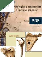 Patologias e Tratamento Cintura Escapular