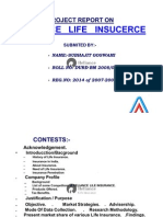 reliance life insurance
