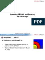 Citanje ER Modela i Crtanje Relacija