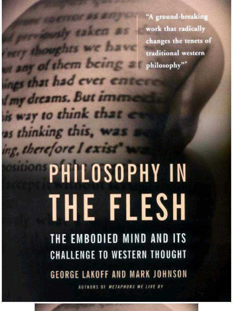 Philosophy In The Flesh Pdf
