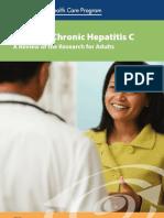 MANAGEMENT OF Hepatitis  C -  CDC protocol