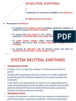 Neutral Earthing Final
