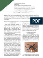 Modeling and Altitude Control of Quad-Rotor UAV