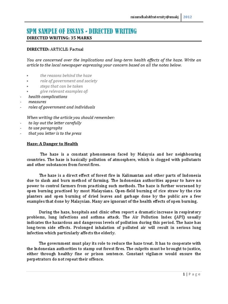 Persuasive essay format middle school