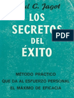 Jagot, Paul - Los Secretos del Éxito
