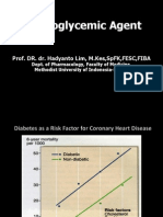 E&M Farmakologi^Hypoglycemic Agent^