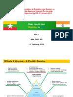 India Myanmar