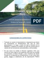 4.Las Concesiones Viales en el Perú-Ing. Suto