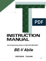 Tsugami Manual