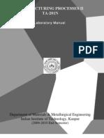 Lab Manual Mp-II