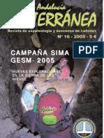 Andalucia Subterranea Nº 16