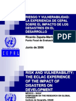 Risk and Vulnerability 2