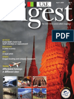 UAE Digest Apr 09