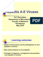 Hepatitis Viruses - 2013 (FN) [Compatibility Mode]