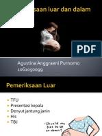 Pemeriksaan Luar Dan Dalam Obstetri