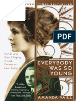 Everybody Was So Young by Amanda Vaill - Excerpt