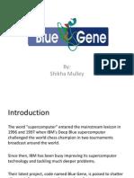 Blue Gene Technology Seminar Ppt Presentation Way2project