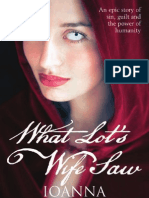 What Lot's Wife Saw by Ioanna Bourazopoulou – Extract
