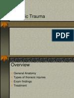 Thoracic Trauma Tresna