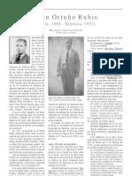 Juan Ortuño Rubio, por Joaquim Vicent Vidal Martínez