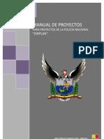 Manual de Proyectos Mayo 2012