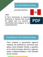 9.2 Acuerdos Internacionales del Perú