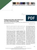 Cardiovascular Risks With Azithromycin