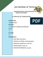 El Proceso de Globalizacion (1)
