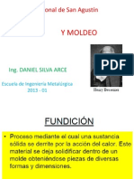 Fundicion Clases 2013 - 1