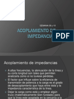 Acoplamiento de Impedancias 09 y 10