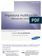 Manual Impresora Samsung.scx6545
