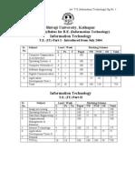 T.E.(InformationTechnology)