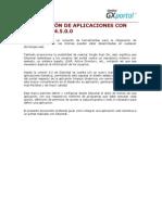 Integrando Aplicaciones Con Gxportal 4.5.0.0_spa