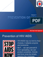 Module 3 - Prevention of HIV