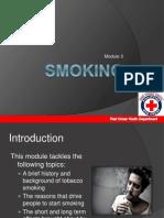 Module 3 - Smoking.pptx