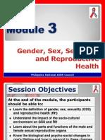 Module 3 (Gender)