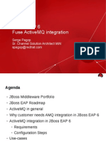 Evodion JBoss EAP6 AMQ Intgeration