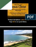 PDF Sermon Slides - Luke 4.1-13