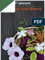 Recetas Con Flores