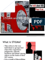 Module 5 - Stigma and Discrimination