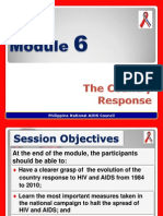 MODULE 6 (Country Response)
