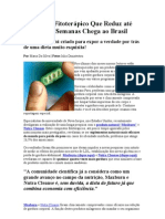 Milagroso Fitoterápico Que Reduz até 15Kg em 4 Semanas Chega ao Brasil.doc