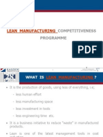 6.Lean Manufacturing