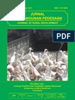 jurnal pembangunan pedesaan