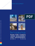 Integrated Plan for Chad's Water Development and Management (SDEA) -- (Avril 2003)
