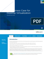 VMware Business Case for Desktop Virtualization Information Guide