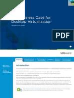 VMware Business Case for Desktop Virtualization Information Guide