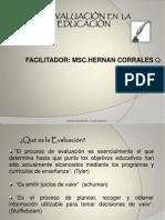 LA EVALUACION-EDUCACION.ppt