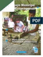 El Apoyo Municipal a Microempresas