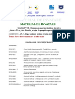 M2 Material de Invatare Tehn.electrotehnisti Cls XIIC